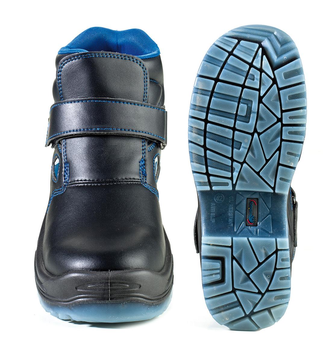 "1688-BSOAC Calzado de Seguridad Serie Confort Bota mod. ""AUGUSTO"". Bota ·  1688-BSOGNR. anibal 35758920f11"