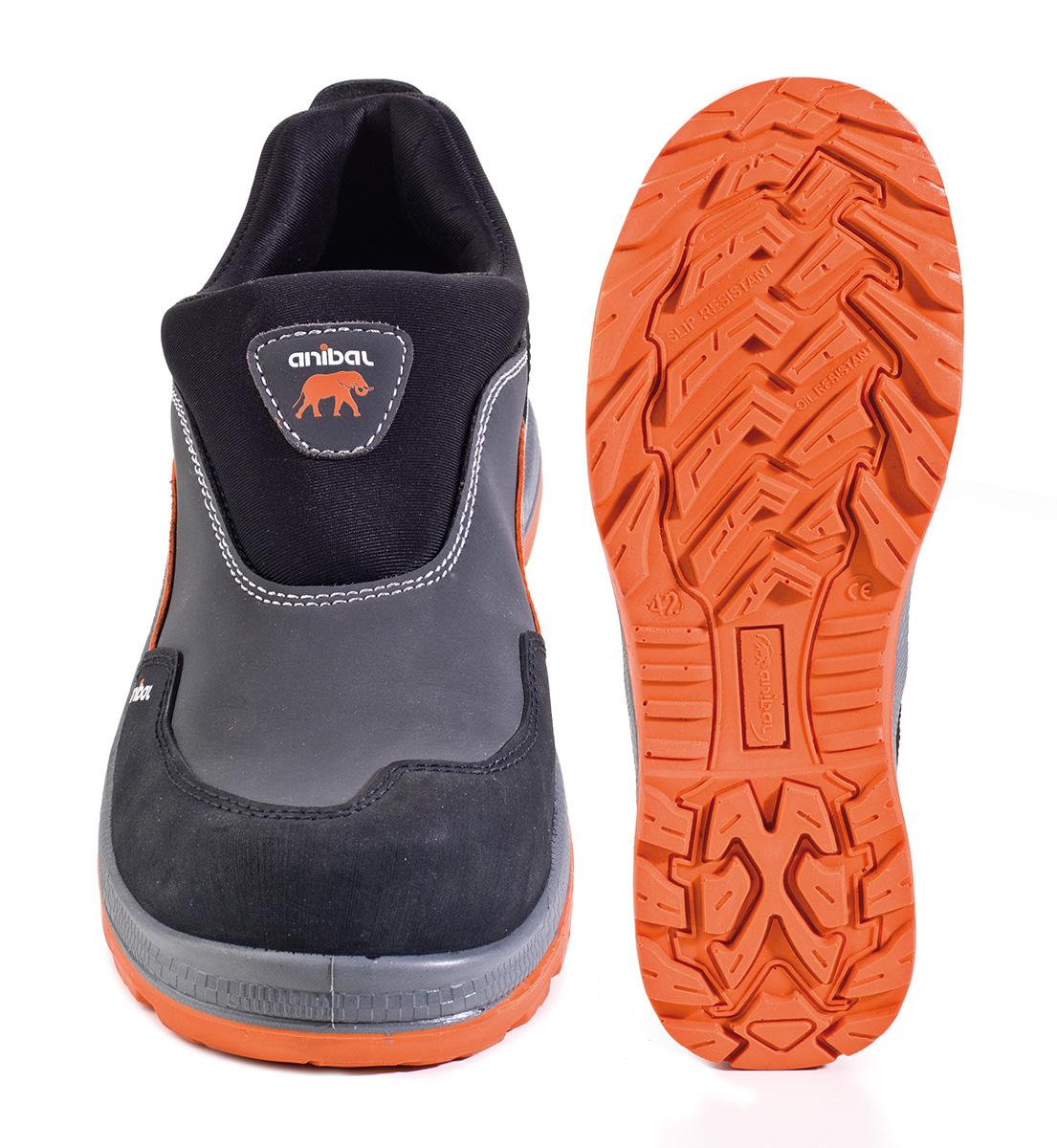 """fbac418492cae 1688-ZA Calzado de Seguridad Sporty Deportivos Metal Free Zapato mod.  """"ATENAS"""""""
