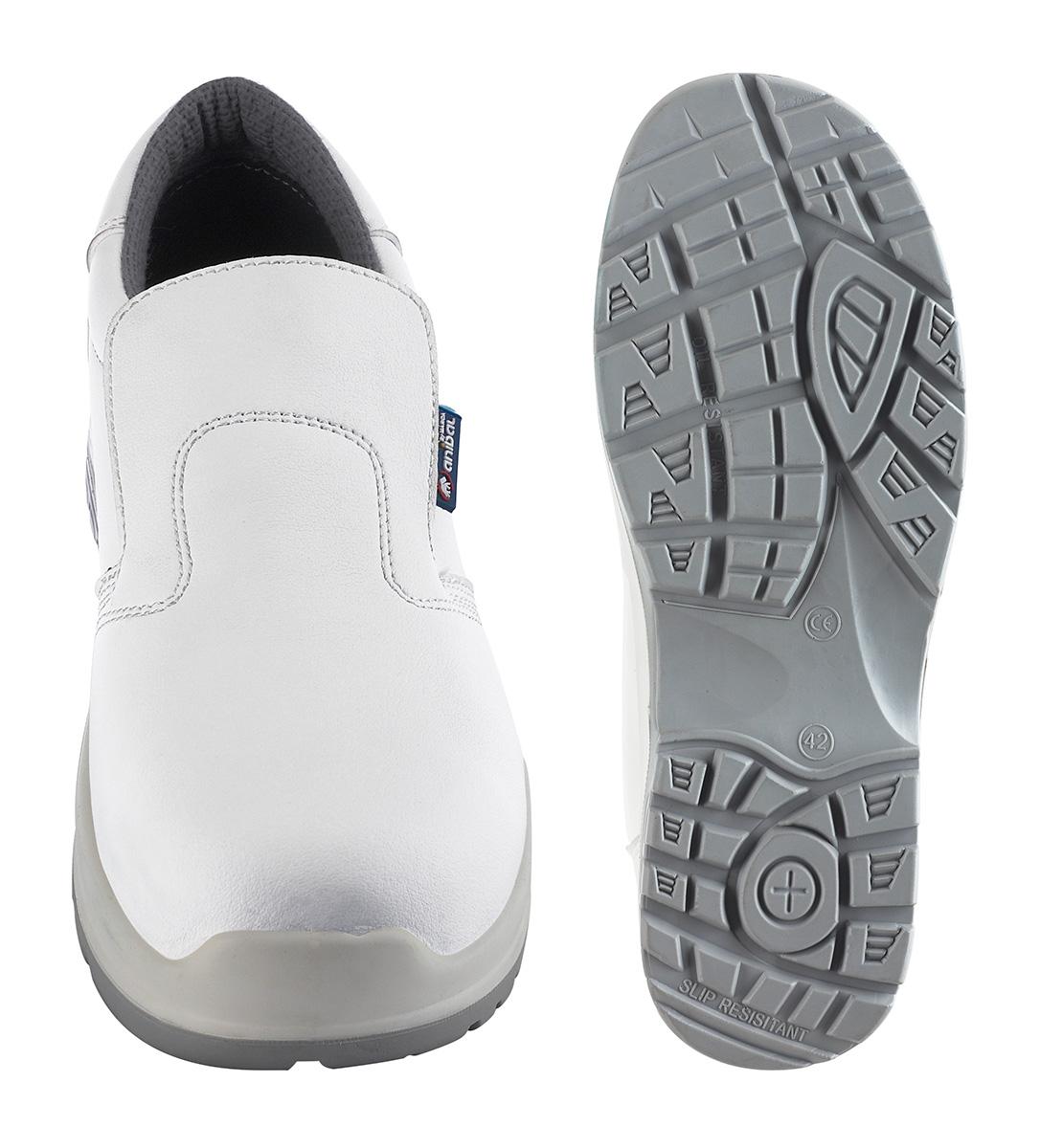 Zapato S2 Serie PRO ZBM Seguridad Calzado 1688 de mod Blanca F8qgxH