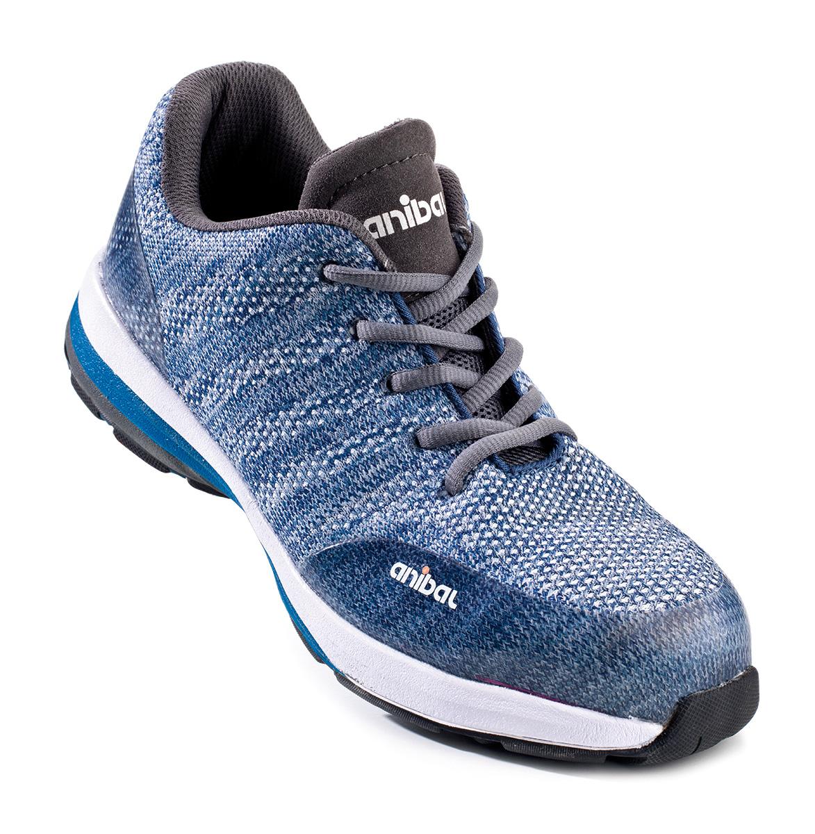 """34694aa011e 1688-ZKN Calzado de Seguridad Sporty Deportivos Metal Free Zapato mod.  """"CRIXO"""""""