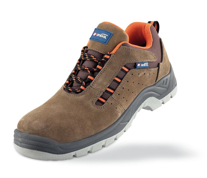Productos calzado de seguridad basic metal free - Zapato de seguridad ...