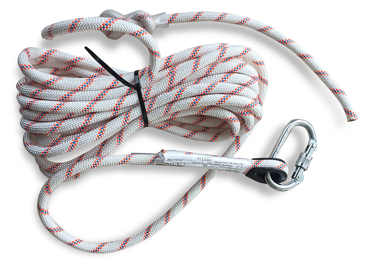 1888-C30 Protección en Altura Puntos de anclaje Cuerdas de línea de vida. b7e3abc48f39