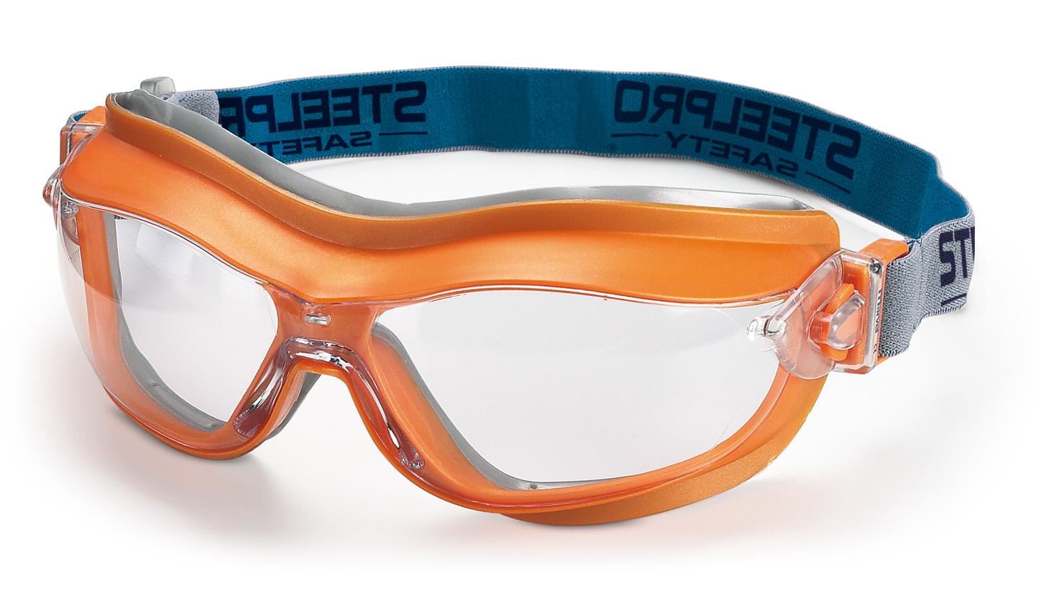 2188-GISRX Protecção Ocular Oculos armadura integral - Linha Pro Mod. Mod.