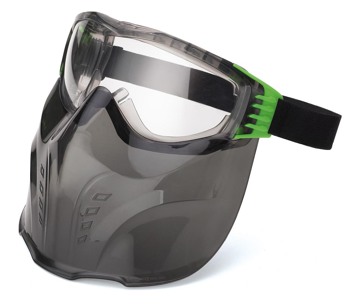 ... claro anti embaciante para riscos mecânicos. 2188-PFX3. Steelpro.  2188-GISRX Protecção Ocular Oculos armadura integral - Linha Pro Mod. 2d7054d9a7