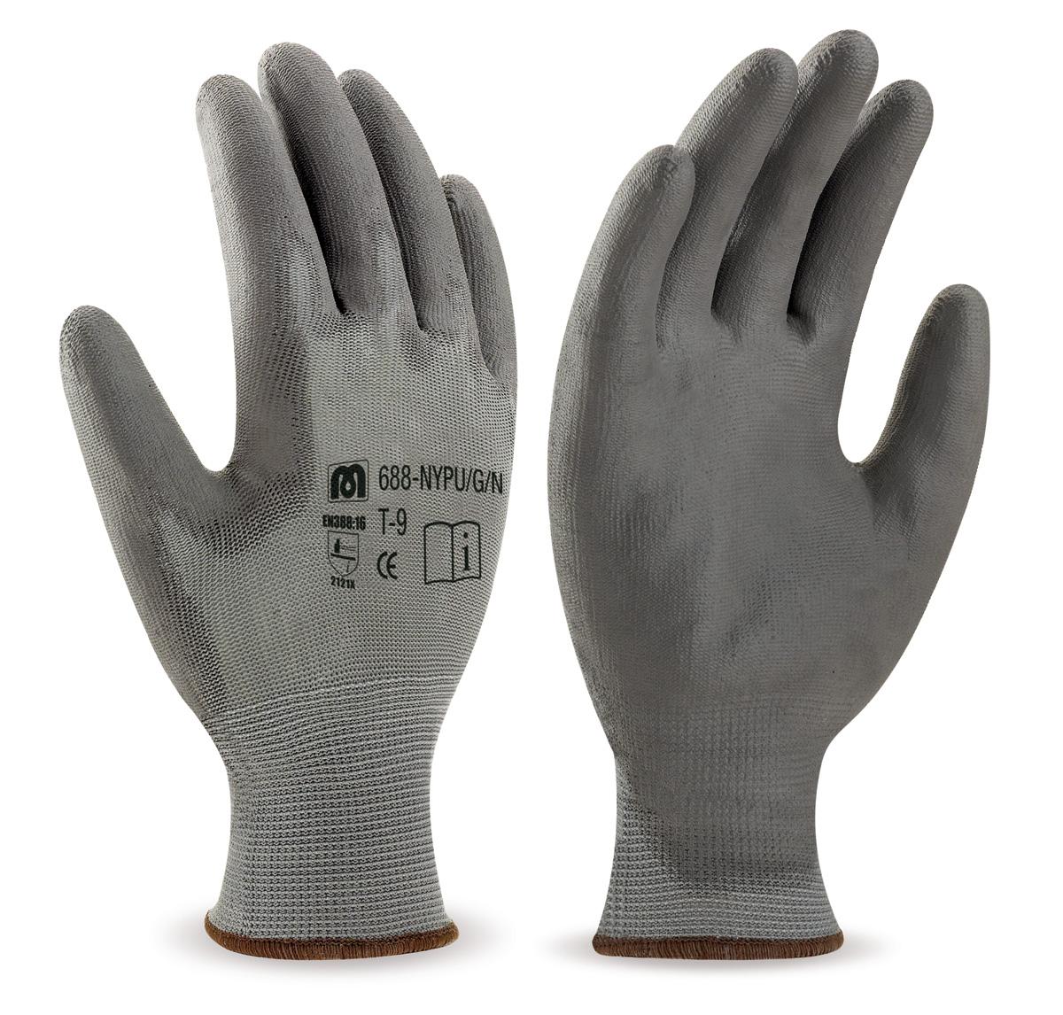 Productos guantes de trabajo nylon marca protecci n - Guantes de seguridad ...