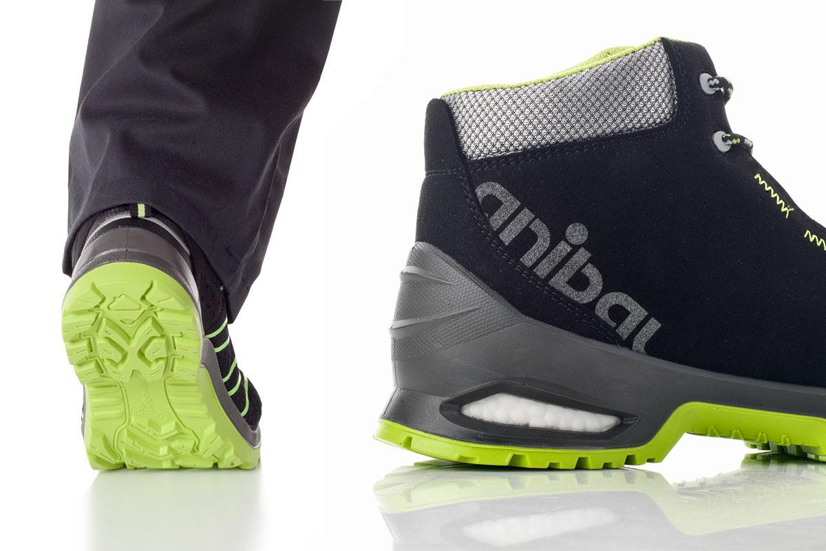 Productos calzado de seguridad piel s3 marca for Botas de seguridad s3